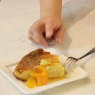 PORTOKALOPITA: GREEK STYLE ORANGE PHYLLO PUDDING CAKE
