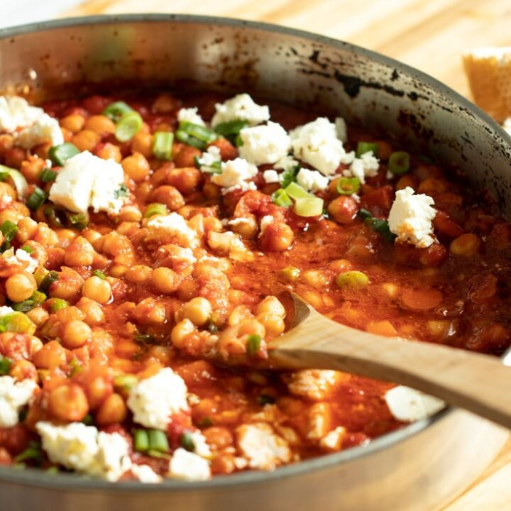 REVITHADA: BAKED CHICKPEA STEW