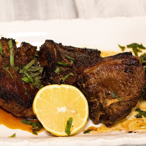 How to Cook Lamb Chops: Pan-Fried, Greek Style!