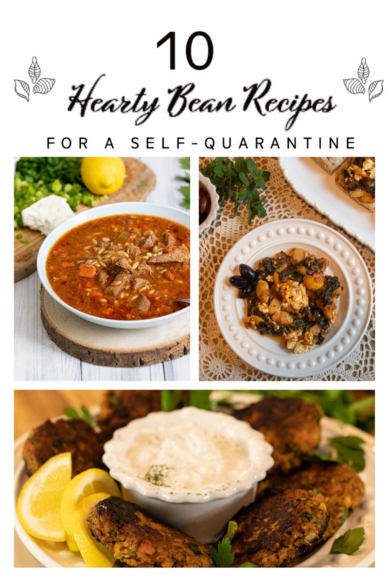 10 Hearty Bean Recipes For A Self Quarantine Dimitras Dishes