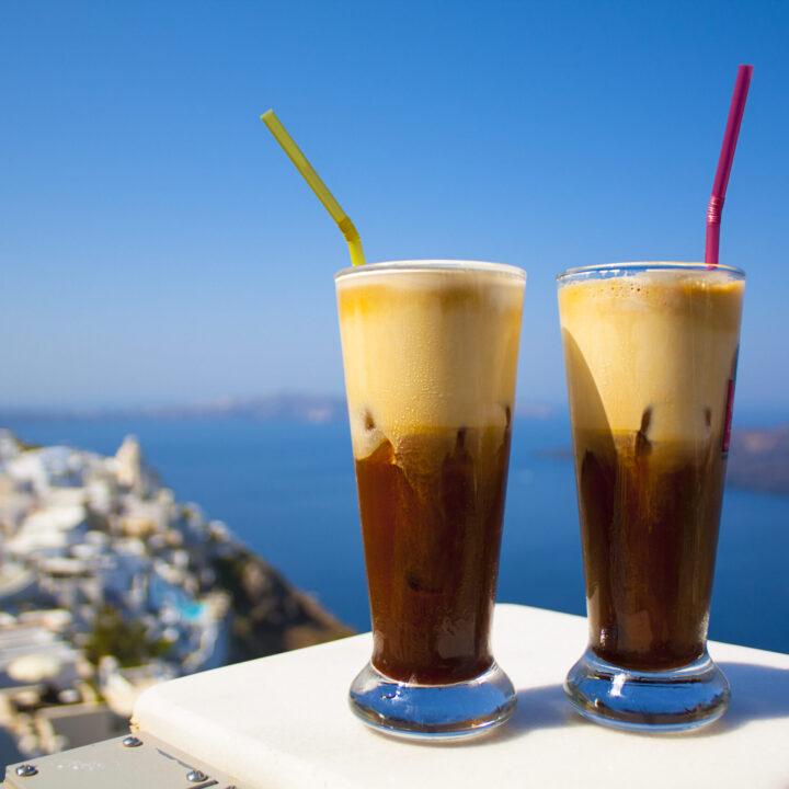 Dalgona Whipped Coffee vs The Greek Frappe