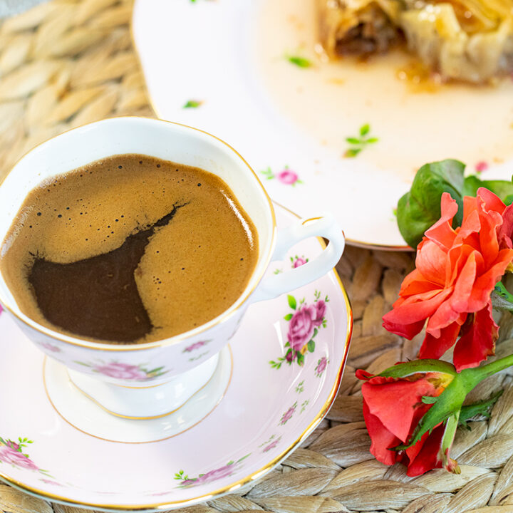 Greek Coffee: Ellinikos Kafes