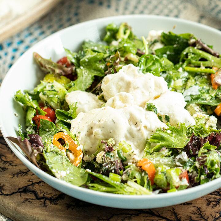 Greek Salad Potato Salad from Tarpon Springs